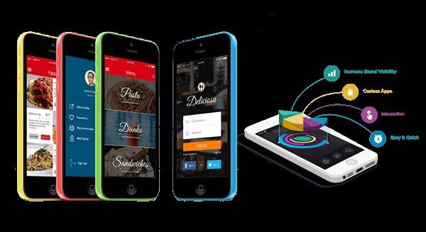 Mobile App Design & Developement